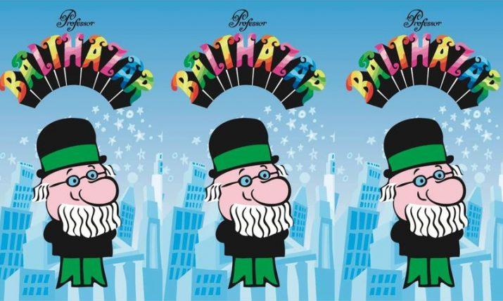 Iconic Croatian cartoon Professor Balthazar now on YouTube in English