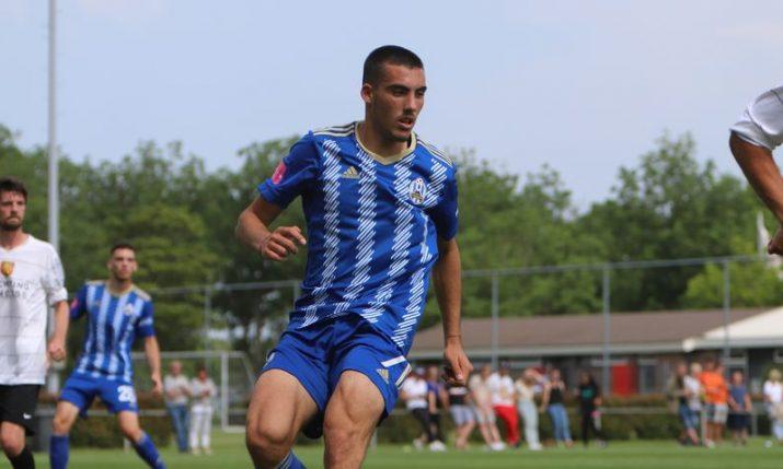 17-year-old son of former Croatia international to break club transfer record