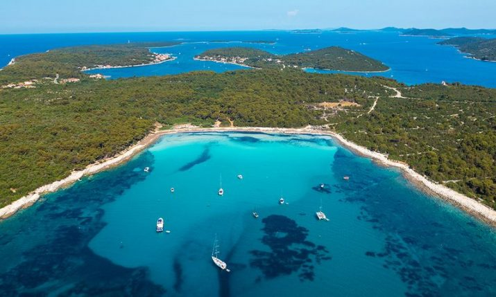 Video of Sakarun beach will make you want to visit Croatia's turquoise pearl