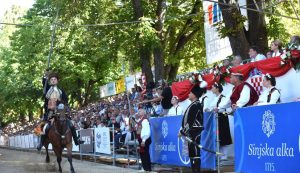 Sinjska Alka Knights lancing tournament will be held for the 306th time next month