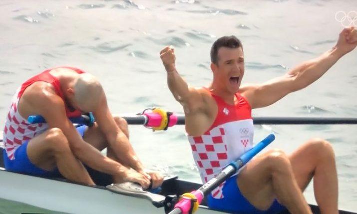 Olympics: Sinković brothers win gold for Croatia
