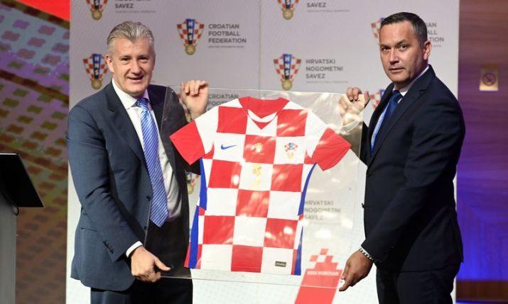 Marijan Kustić replaces Davor Šuker as Croatian Football Federation president