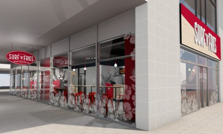 Croatian brand Surf'n'Fries opening first store in the UK