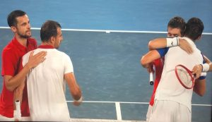 Gold for Mektić and Pavić in historic all Croatian final