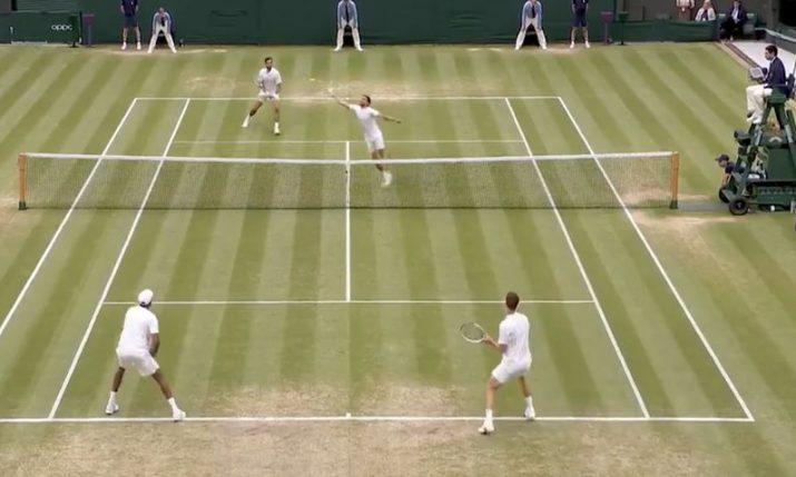 Wimbledon: Croatia's Pavić and Mektić into doubles final