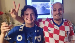 Croatian duo become world debate champions - first with English not mother tongue in 40 years