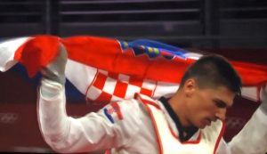 Olympics: Toni Kanaet claims bronze medal for Croatia in taekwondo