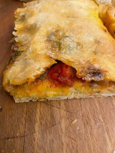 Must-eat on the island of Vis: Komiza pogaca