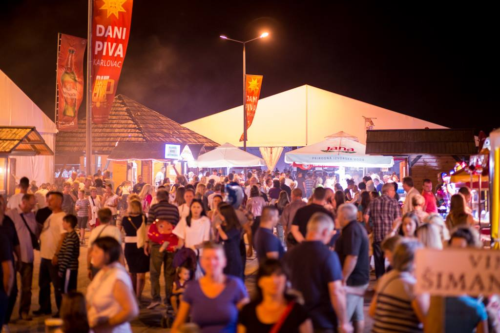 Dani Piva: Croatia's biggest beer fest to take place for 34th time in Karlovac