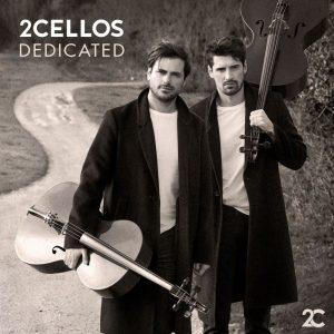 2CELLOS_Dedicated_Album Cover
