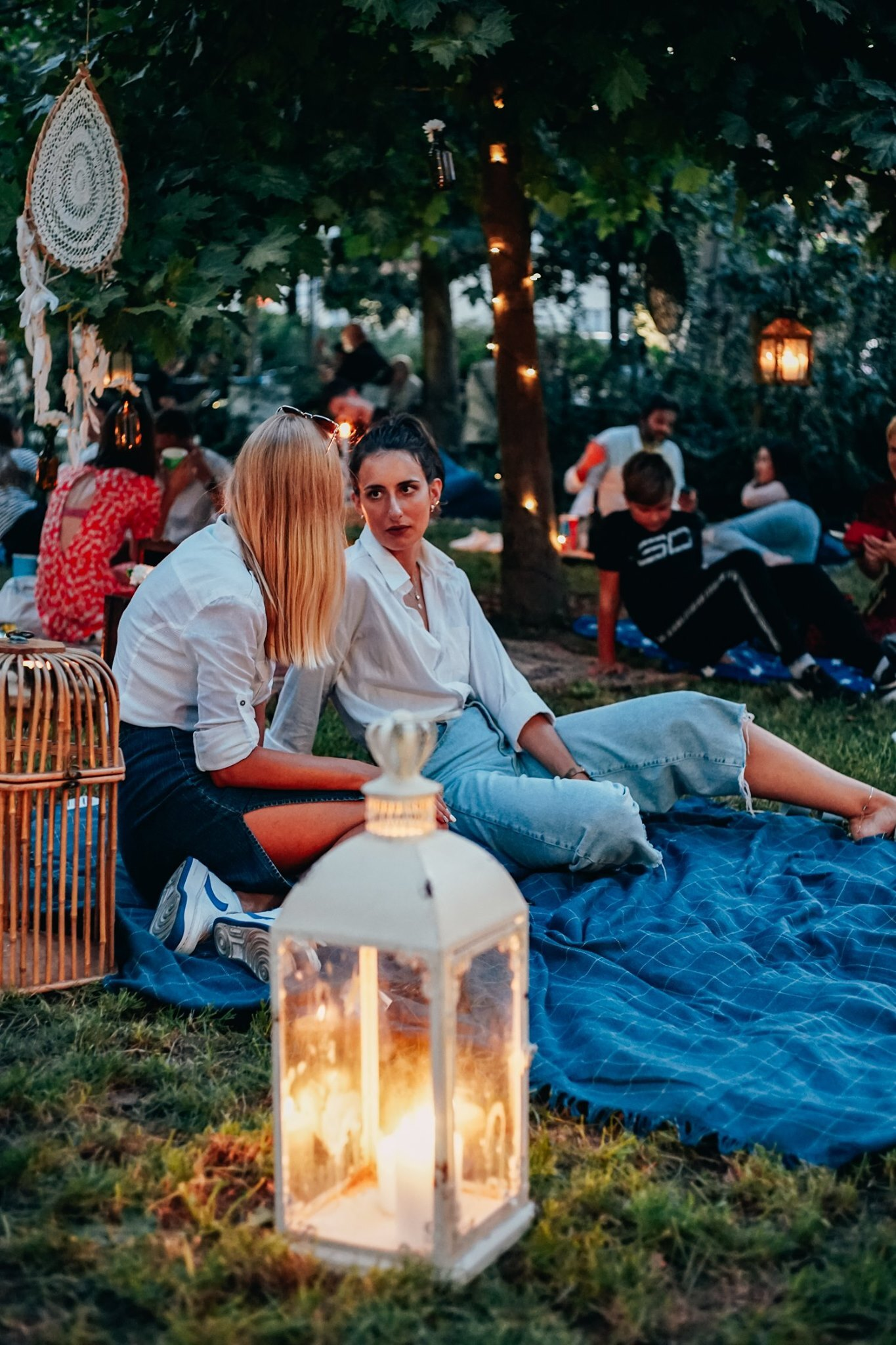 Things to do in Zagreb in August: Little Picnic