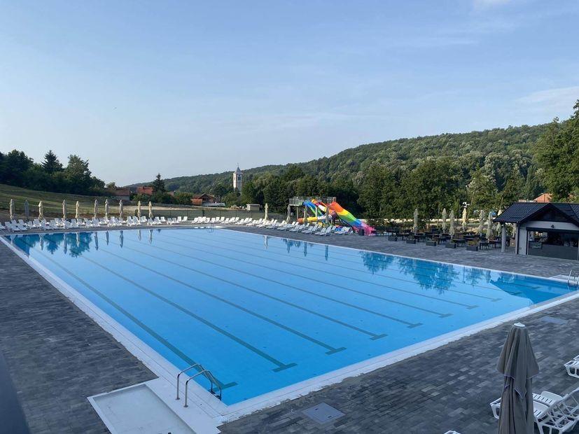 Aquapark Shhhuma at Papuk