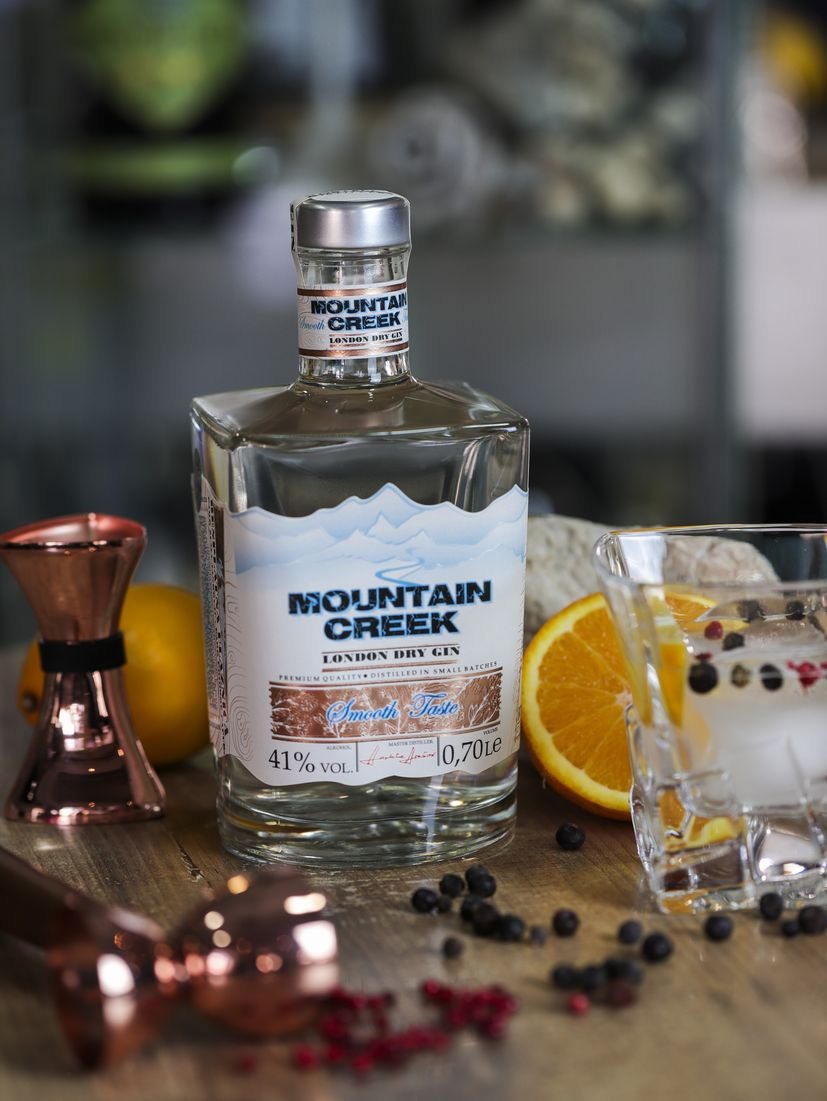Limited edition gin inspired by the beauties of Croatia's Papuk Nature Park