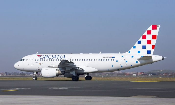 Croatia Airlines celebrates 32nd birthday today