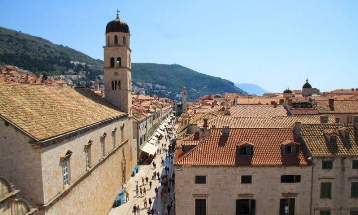 Tourists to Croatia from USA jumps 318%