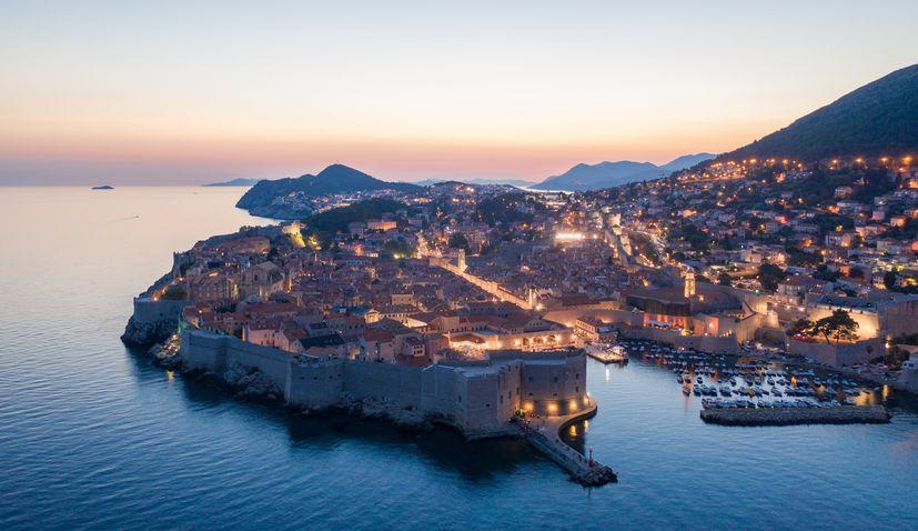 Famous faces in Dubrovnik: Harrison Ford, Calista Flockhart, Roger Taylor…