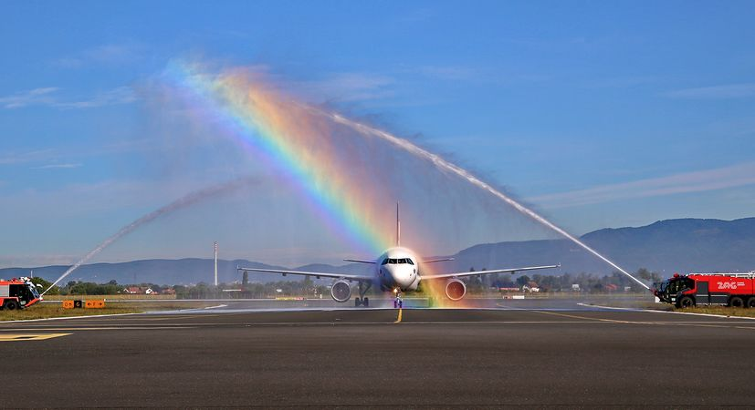 Eurowings relaunches Dusseldorf-Zagreb flights
