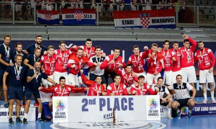 Croatia takes silver at European U-19 Handball Championship