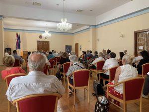 Croatian emigrant poetry association New York celebrates 20th anniversary at the University of Zadar