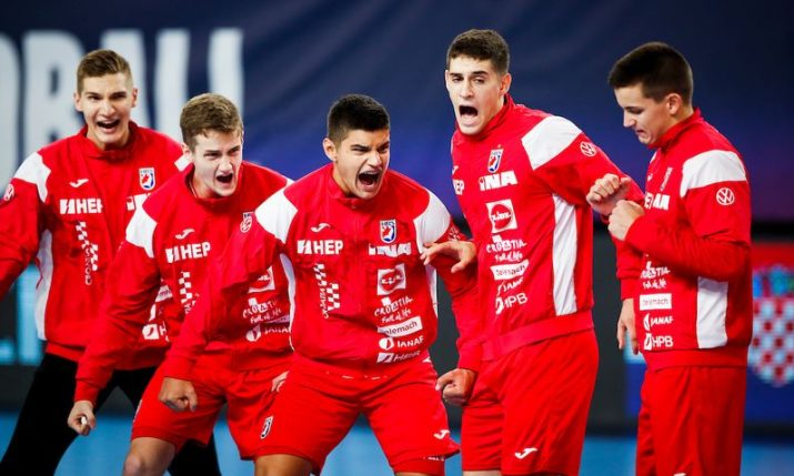 Croatia reaches final of U-19 Euro Handball Championship