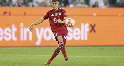 Young Croatian defender Josip Stanišić signs with Bayern Munich until 2025