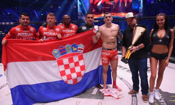 MMA: Croatian invasion at KSW 63