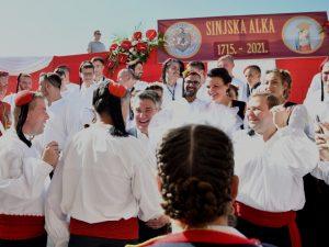 Mihovil Župa wins 306th Sinjska Alka
