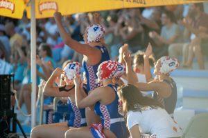 Croatia creating history at European Women's Junior Water Polo Championship