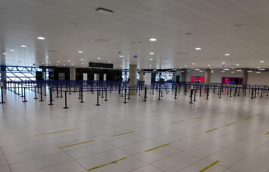 Zagreb Airport extends passport control waiting area at passenger terminal