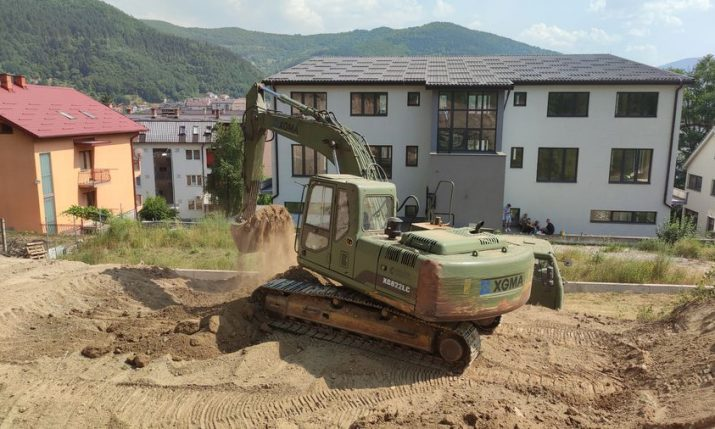 Construction has begun on church dedicated to the Drina Martyrs