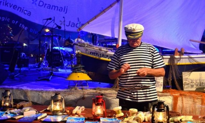55th edition of Fishermen's Week starts in Crikvenica