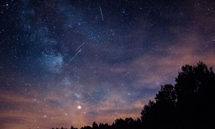 Perseid meteor shower from Croatia – best places to watch