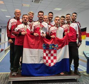 Croatia becomes women's world nine-pin bowling champions