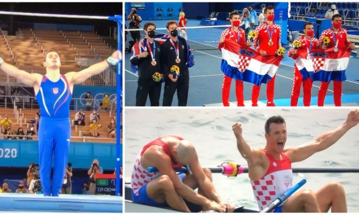 Olympics: Croatia ends with second best ever medal haul in Tokyo