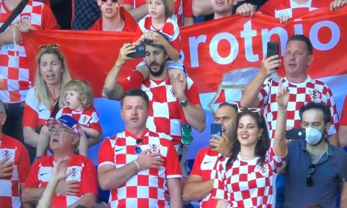 No away fans at World Cup qualifiers in September allowed