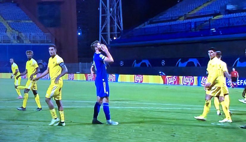 Dinamo Zagreb into the UEFA Europa League
