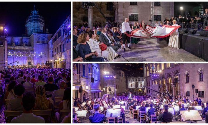 PHOTOS: 72nd Dubrovnik Summer Festival closes