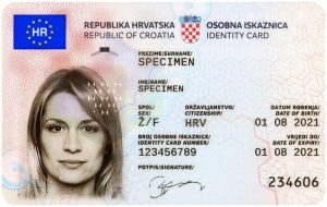As of today all Croatian citizens can request a new ID card.
