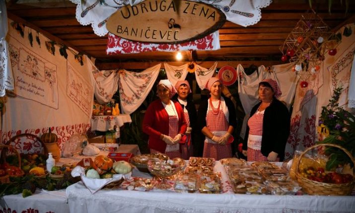 What our ancestors ate: 40th edition of traditional festival opens in Croatia