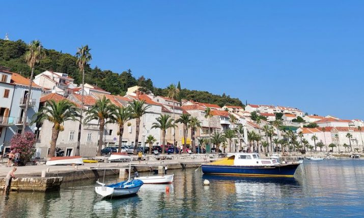 Croatia's tourist numbers almost at level of record 2019