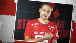 French club Rennes has signed Dinamo Zagreb's Croatian youth international Lovro Majer
