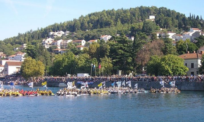 24th Neretva Boat Marathon 'Lađa' held