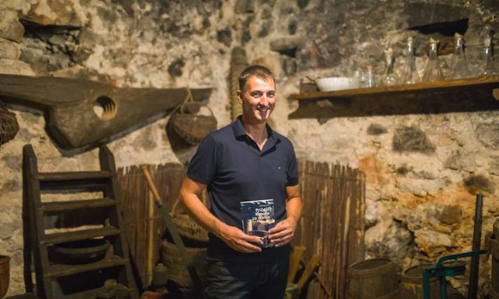 Fourth book dedicated to the traditional Dalmatian konoba presented