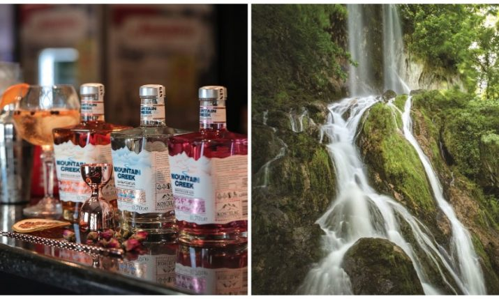 Craft gin inspired by the beauties of Croatia's Papuk Nature Park