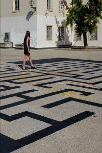 Around project in Zagreb okolo