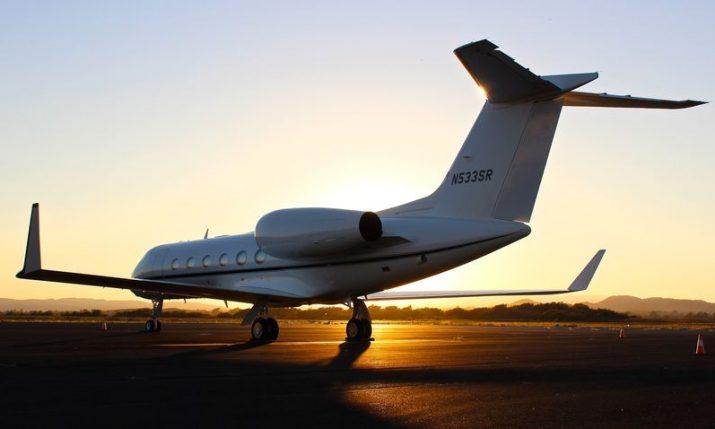 Massive increase in private jet landings at Rijeka Airport