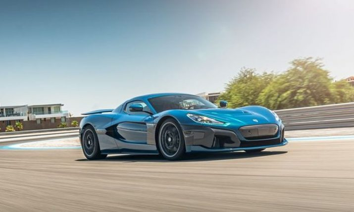 VIDEO: Rimac takes on Tesla in a drag race