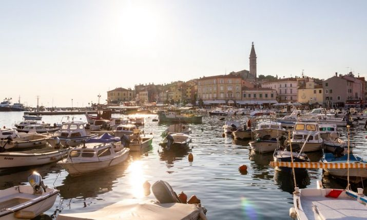 New record in Rovinj as tourists flock to the Istrian town