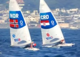 Olympics: Tonči Stipanović wins silver medal for Croatia on the water