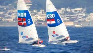 Olympics: Tonči Stipanović wins silver medal on the water